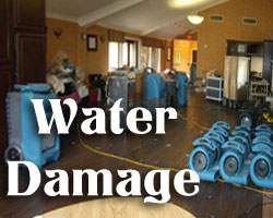 water damage restoration in texas and dallas